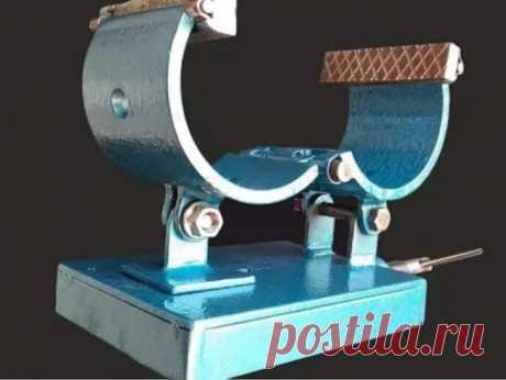 Незаменимый инструмент - круглые тиски