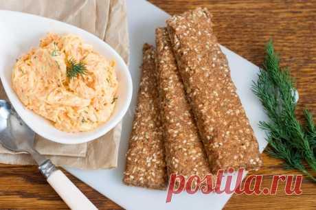 Хрустящие хлебцы рецепт с фото пошагово - 1000.menu
