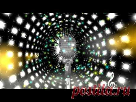 Футажи для видеомонтажа Микрофон hd - YouTube