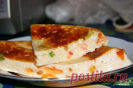 El tostado caseoso en el aerogrill - poshagovyy la receta de cocina en Повар.ру