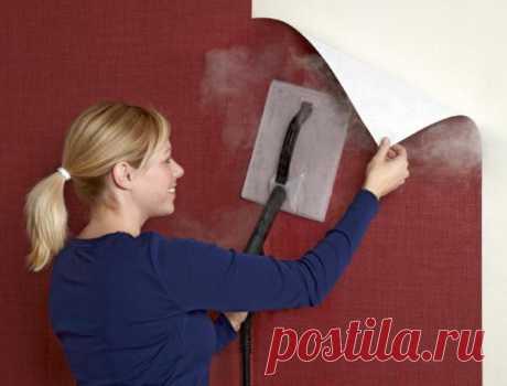 Почему моющиеся обои трудно отодрать со стен и как это сделать быстрее - медиаплатформа МирТесен