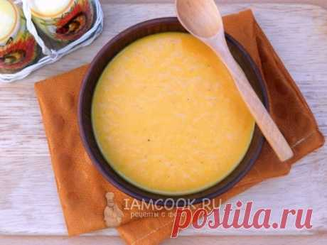 Диетический суп-пюре — рецепт с фото
