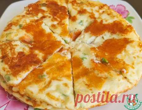 Сырные лепёшки – кулинарный рецепт