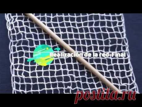 ENCAJE JU CAPÍTULO 4 -  CREANDO EL PRIMER CUADRADO DE RED