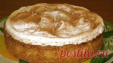 Изумительный пирог «Яблоки в сугробе»: просто тает во рту  Изумительный пирог «Яблоки в сугробе» станет настоящим украшением стола к любому празднику: и на день рождения можно приготовить, и на Новый год. Да и просто порадовать своих домочадцев изумительной …