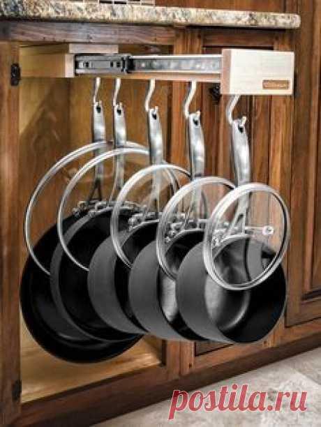 Организация хранения на кухне | Тысяча одна идея
