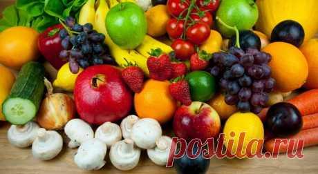 Как отмыть овощи и фрукты от пестицидов