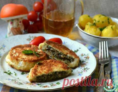 Фаршированный сыр – кулинарный рецепт