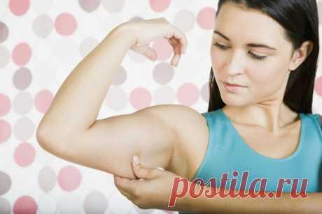 6 эффективных упражнений для подтянутых рук!