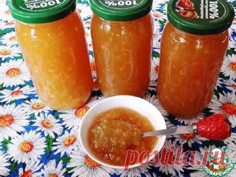 Кабачковое варенье – кулинарный рецепт