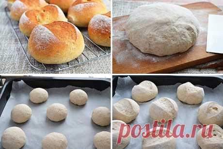 Тесто для выпечки булочек для завтрака (хлеба, батонов) с творогом — СОВЕТНИК