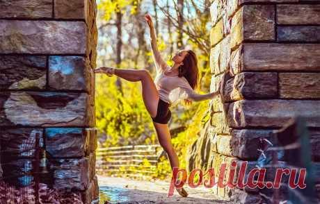 20 фотографий о том, что балерины бесподобны – Фитнес для мозга