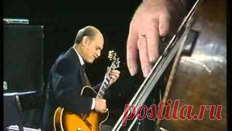 Joe Pass - jazz baltica 1992 fragm. 2
