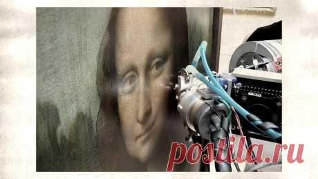 """Фотокартины от """"великого Леонардо""""."""