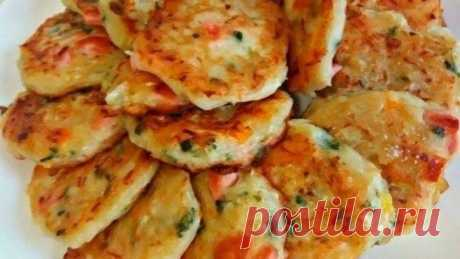 Оладьи-пиццы: Сытный завтрак и хорошее настроение на целый день