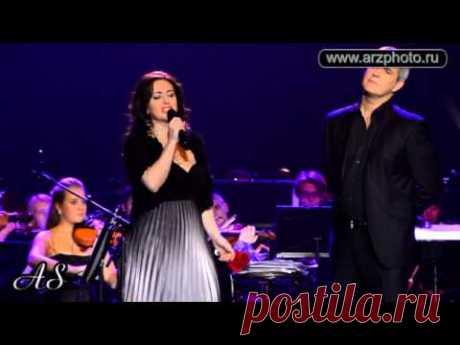 Tamara Gverdsiteli & Alessandro Safina- Guarda che luna