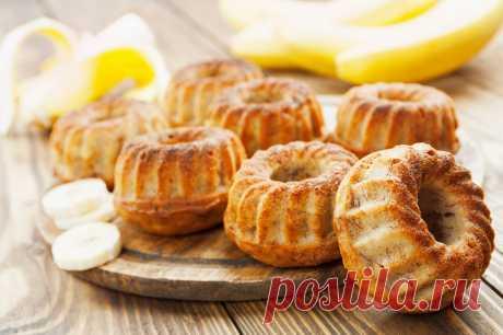 Кексы из манки - рецепт с фото - как приготовить - ингредиенты, состав, время приготовления - Дети Mail.Ru