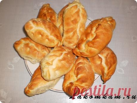 Пирожки с солеными огурцами | Короткие рецепты | Яндекс Дзен