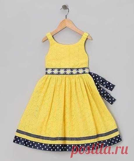 Детские платья. Идеи