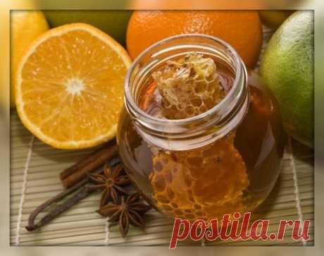 Очищения сосудов при помощи меда, апельсина и лимона