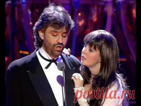 ▶ Sarah Brightman - Time To Say Goodbye (Con Te Partiro) (duet with Andrea Bocelli) - YouTube