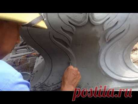Construction Worker With Amazing Talent and Skillful - YouTube