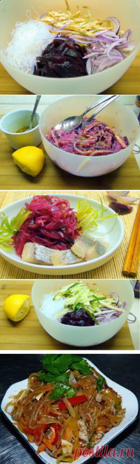 11 RECETAS de los PLATOS Con FUNCHOZOY (los tallarines delgados de arroz), no se asustamos los nombres - es realmente sabroso
