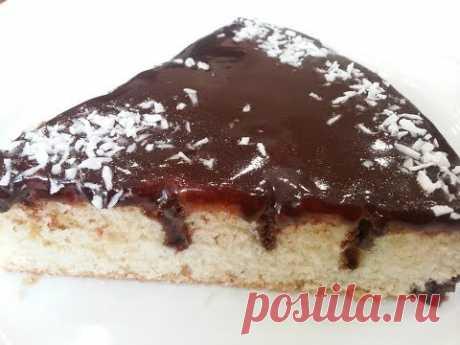 Все в Восторге от этого ПИРОГА.Его Вкус Божественный !!! Шоколадный пирог.Пирог - торт.chocolate pie - YouTube