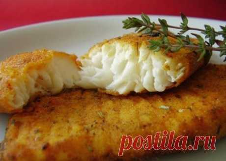 Как приготовить рыбка в кляре - рецепт, ингредиенты и фотографии