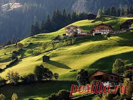 Австрия | Полезный сайт добрых советов