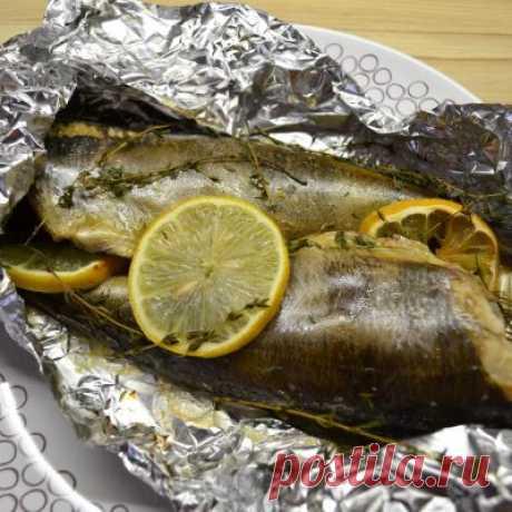 Рыба в фольге, 47 рецептов с фото - ФотоРецепт