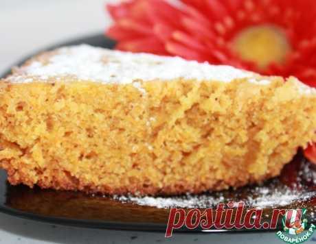 Морковный кекс в мультиварке – кулинарный рецепт
