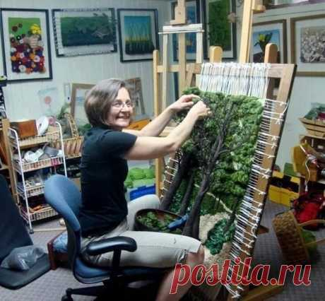 Martina Celerin – ОБЪЕМНЫЕ 3D ГОБЕЛЕНЫ (трафик)