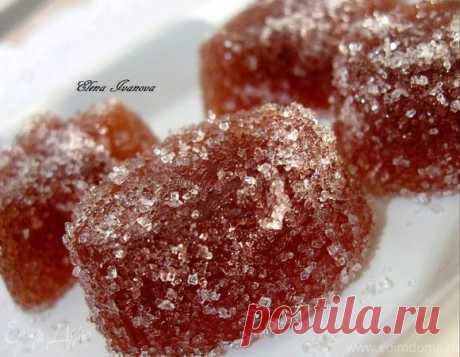 Домашний мармелад | Официальный сайт кулинарных рецептов Юлии Высоцкой