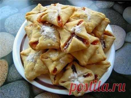 """""""Мамино печенье"""" или печенье за 10 минут Вкусный рецепт приготовления печенья за 10 минут в домашних условиях"""