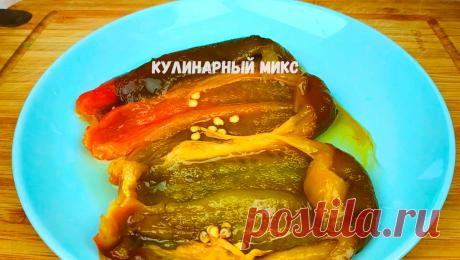 Перец зимой больше не покупаю: показываю новый способ, как я заготавливаю перец на зиму   Кулинарный Микс   Яндекс Дзен