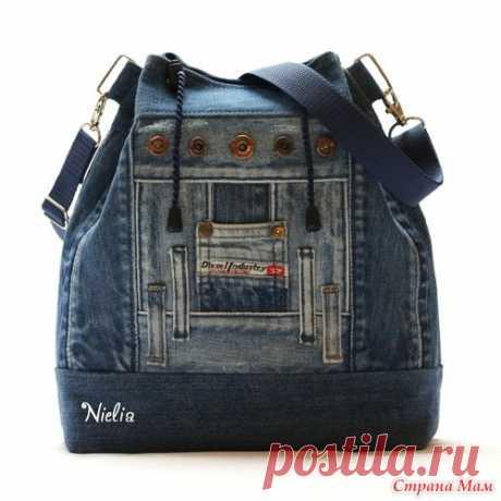 c0216c46d3e3 Nielia - сумки из джинсов 3 - Джинсовые чудеса! - Страна Мам