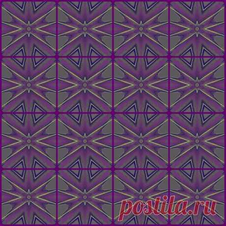 Бесшовный геометрический узор в фиолетовых тонах.   ----    Lila nahtlose Muster  Kostenloses Stock Bild HD - Public Domain Pictures