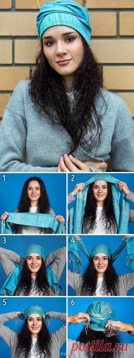 5 tipos de las bufandas, que tiene que incluir en el ropero otoñal — HandMade