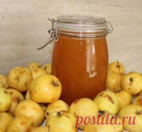 Яблочный «мёд»: прекрасная заготовка на зиму! Натуральный пектин, содержащийся в яблочной кожуре придаст со временем сиропу структуру желе
