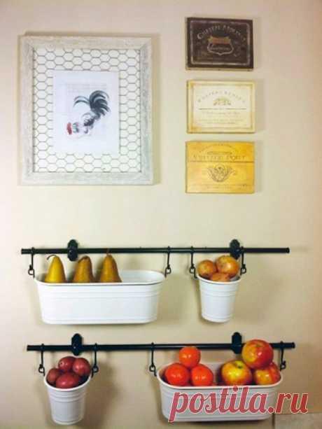 Как хранить фрукты дома – общие принципы, памятка и фото-идеи - Упражнения и похудение