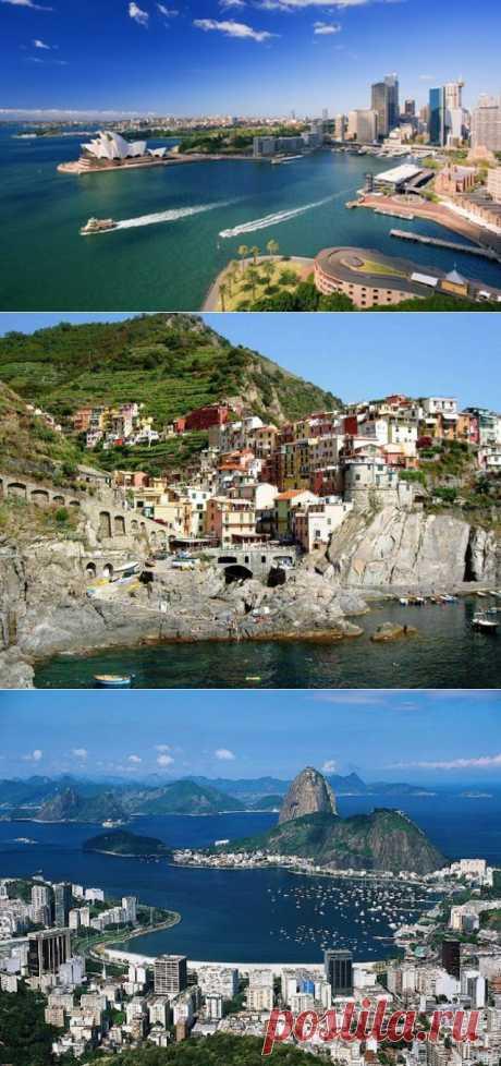 10 лучших пляжных городов мира | КрасиВО!!!