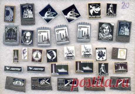 Советская технология производства значков, которую никто в мире не повторил