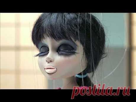 Жан Поль играет в куклы / Интересные видео / Модный сайт о стильной переделке одежды и интерьера