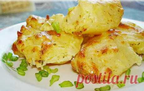 Русская кухня - блюда из картофеля