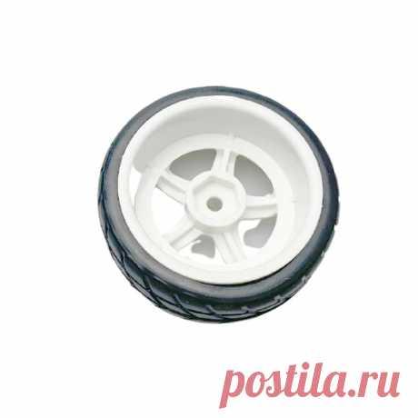 Moebius 60mm solid rubber wheel for smart car Sale - Banggood.com