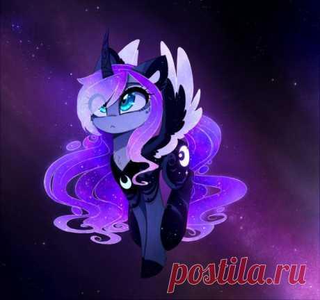 Selena of the Night (Luna) by MagnaLuna