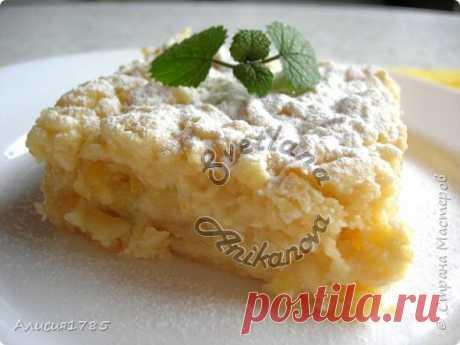 Любимый лимонный торт по рецепту Ирины Аллегровой | Страна Мастеров