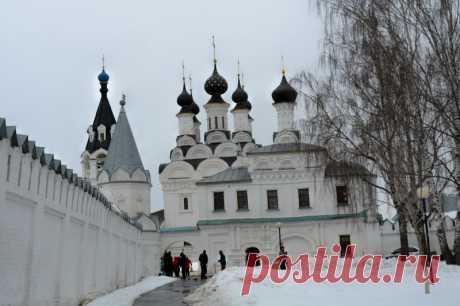 Муром. Часть 4. Благовещенский монастырь: michailov_na — ЖЖ