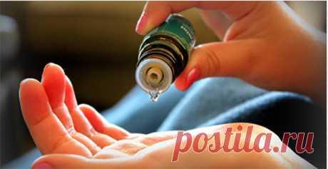 Встречайте: масло, которое смогло остановить рак! | Хитрости жизни